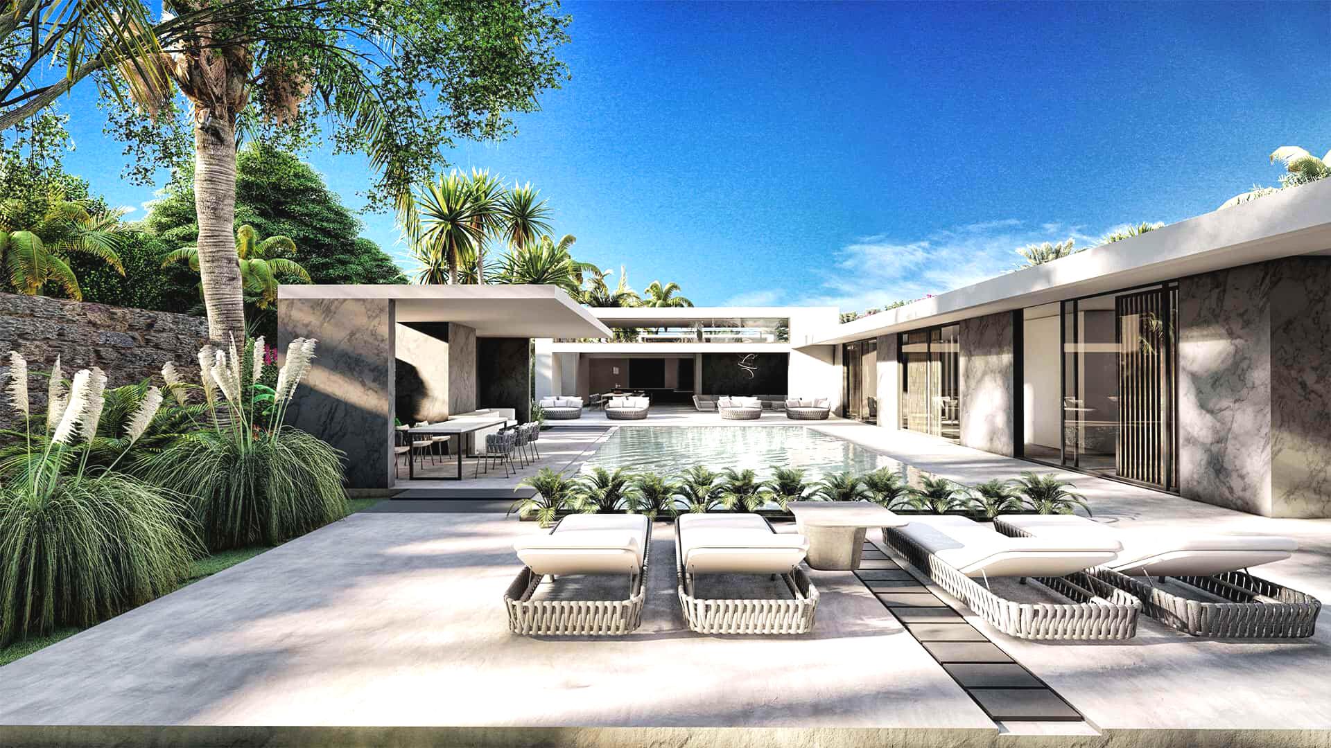 Mirari Villa Bespoke Luxury île Maurice immobilier-swiss.ch