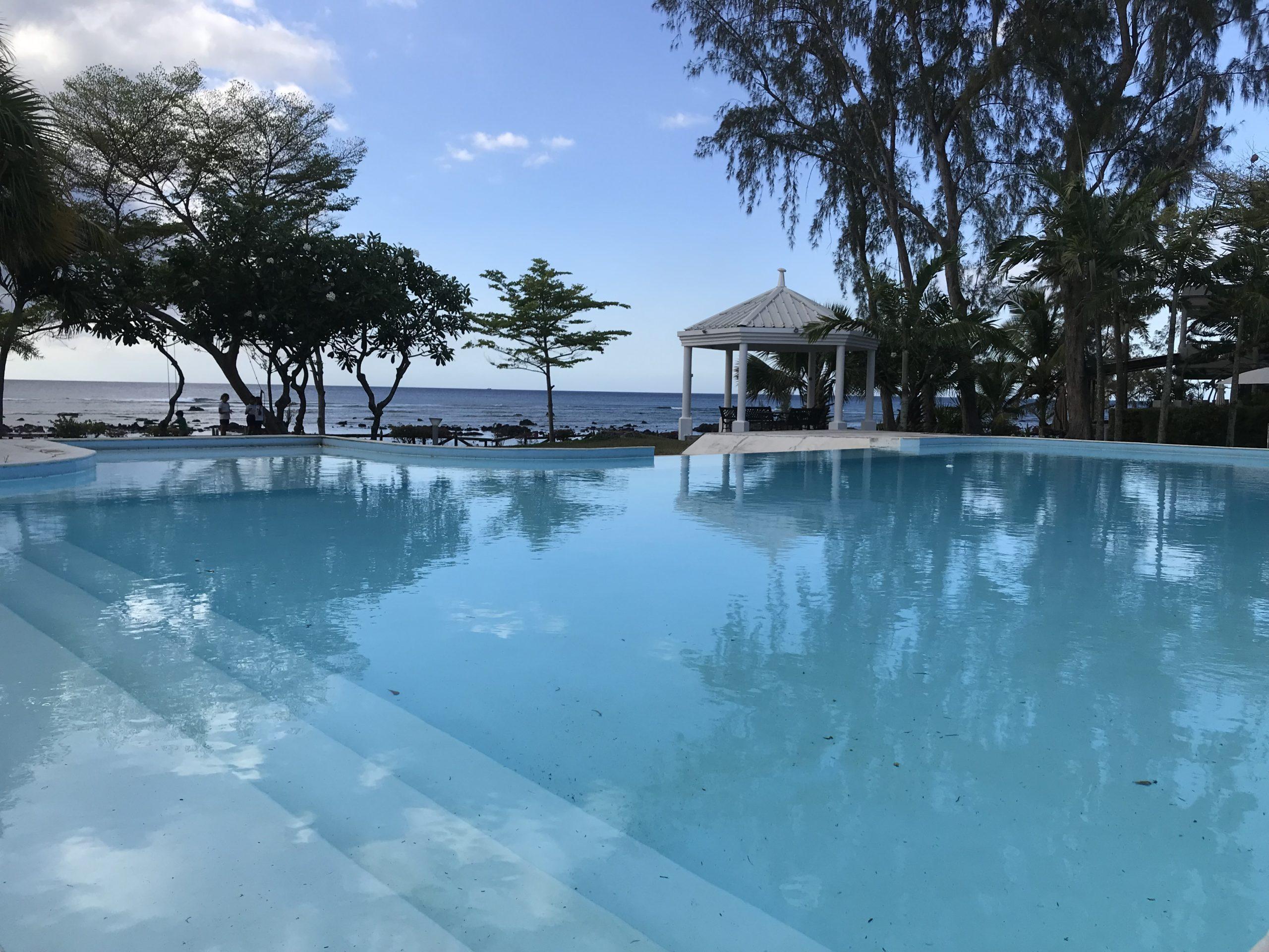Villa à louer en bord de mer -Pointe Aux Biches - île Maurice