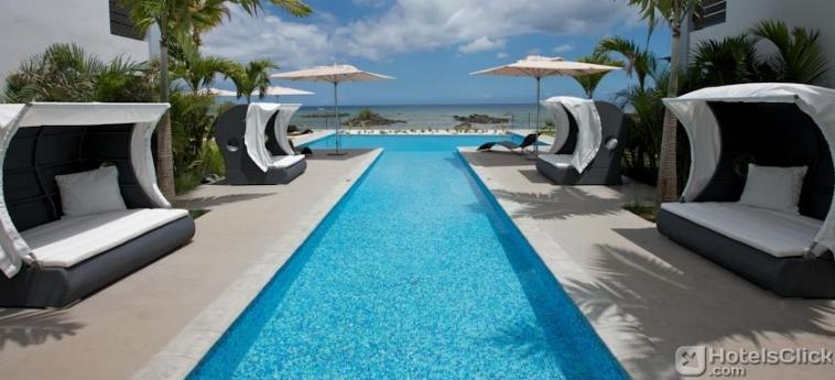 Plage Bleue Penthouse de 170m² à vendre Trou aux Biches île Maurice||||||||||||||||