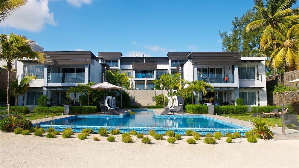 Plage Bleue - Penthouse de 170m² à vendre Trou aux Biches - île Maurice