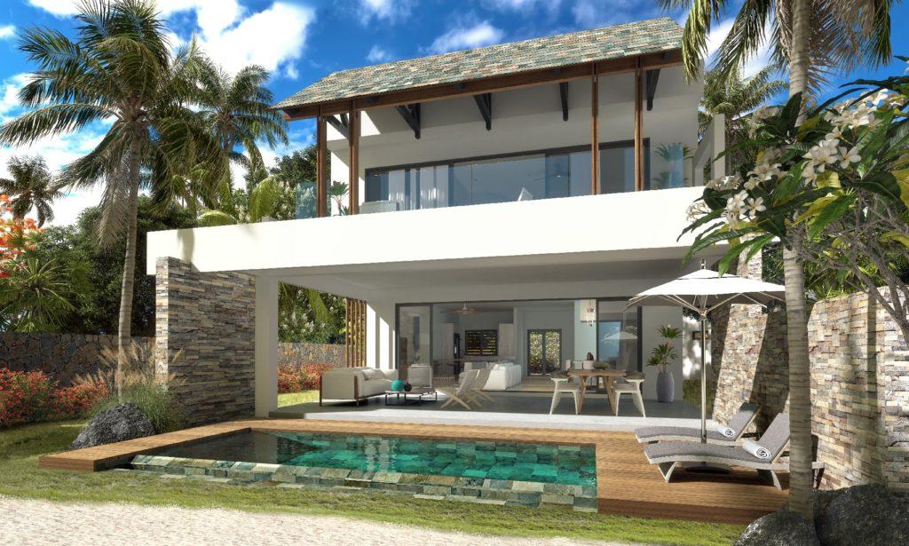 Balaclava – Villa en bord de mer de 3 et 4 chambres à vendre