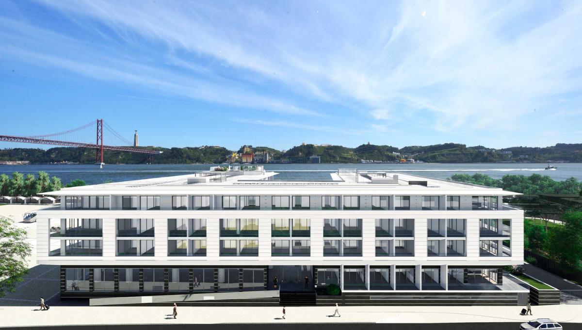 Appartements luxueux aux lignes modernes avec un emplacement privilégié Lisbonne|Appartements luxueux aux lignes modernes avec un emplacement privilégié Lisbonne|||||||||||