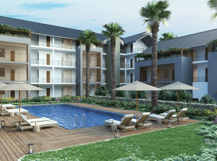 appartements clé en main s'accompagnent d'une terrasse privative
