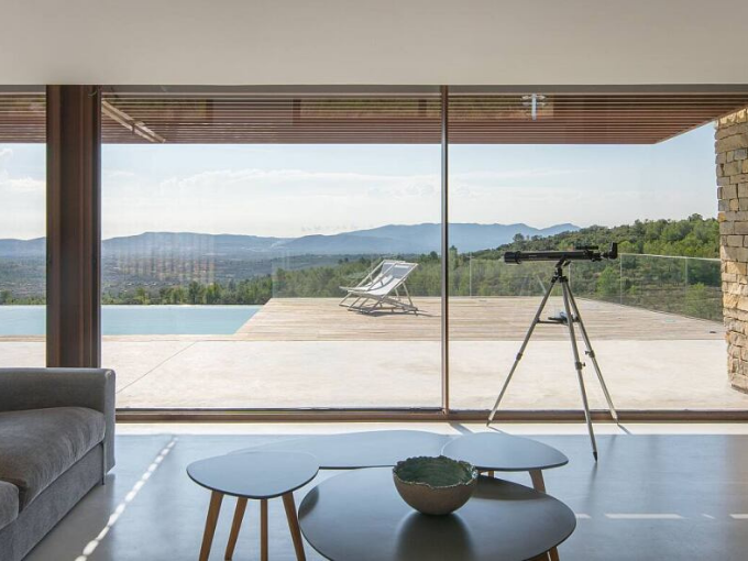 maison individuelle isolée située dans un paysage enviable à l'intérieur de Castellón