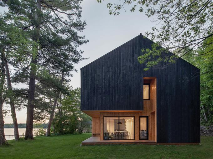 6 façades en onyx qui prouvent que les architectes ne devraient pas avoir peur du noir