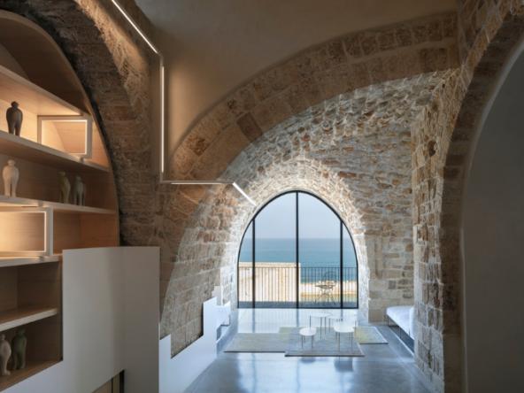 Ancienne maison de Jaffa 4 / Pitsou Kedem Architects