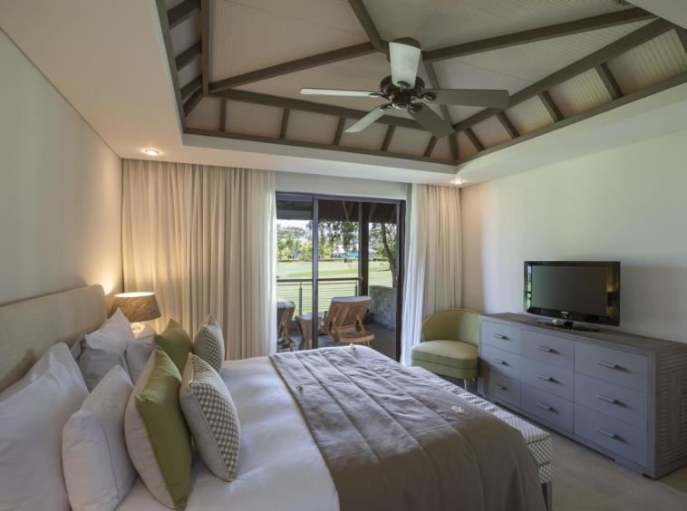 Appartement 2 chambres à coucher, situé au premier étage- l'adamante- île Maurice