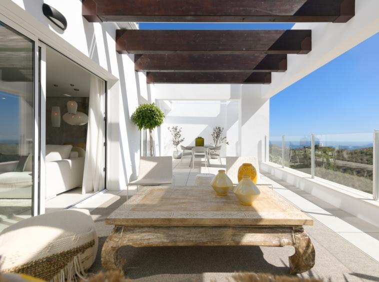Appartement | Duplex | Triplex | urbanisation Los Monteros | Marbella