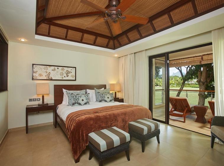 Appartement de 3 chambres une vue magnifique sur le fairway du trou n°9 - île Maurice
