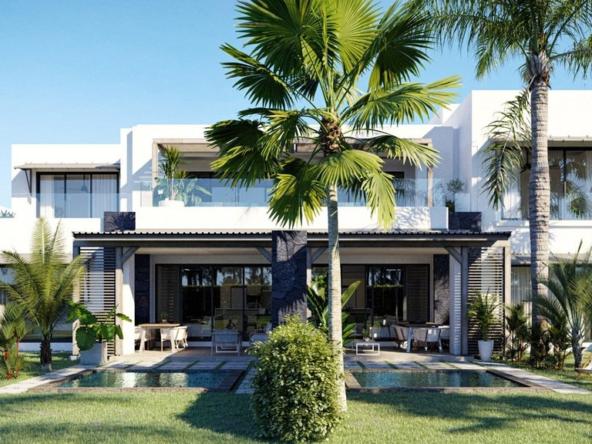 Appartement de luxe 2 chambres en vente à Haute Rive, Ile Maurice
