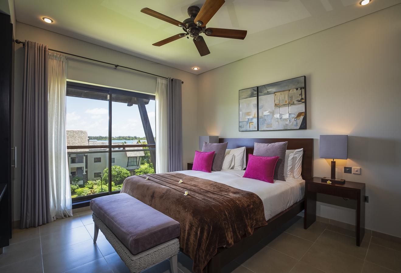 Appartement meublé de 215 m2 a été récemment rénové- île maurice