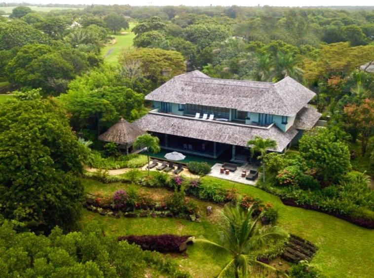 BEAU CHAMP - VILLA PRIVÉE EN BORD DE MER - 5 CHAMBRES - île Maurice