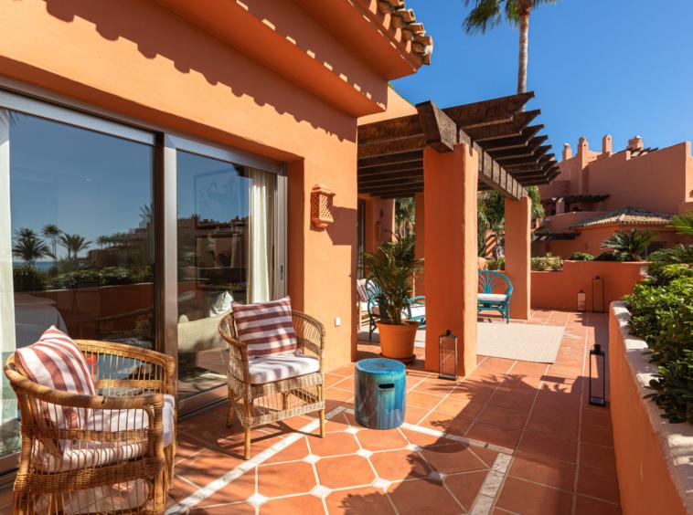 Appartements, Terrasses Panoramiques vue mer Méditerranée Malaga