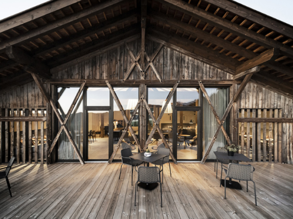 Gfell by noa* Architecture