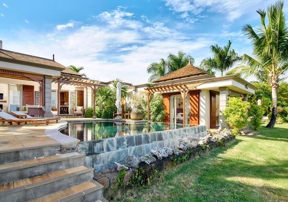 Villa à vendre de 4 chambres - Bel Ombres - île Maurice