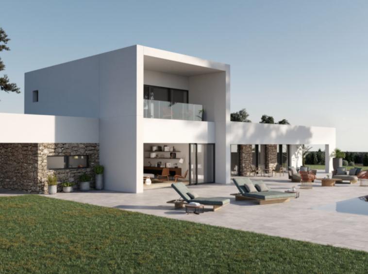 Investir dans une Villa contemporaine avec piscine terrain 2000m2 - Espagne