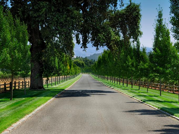 L'entretien et la signalisation d'une route privée