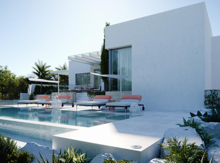 Maison avec vue sur la mer à vendre Benahavís - Costa Del Sol