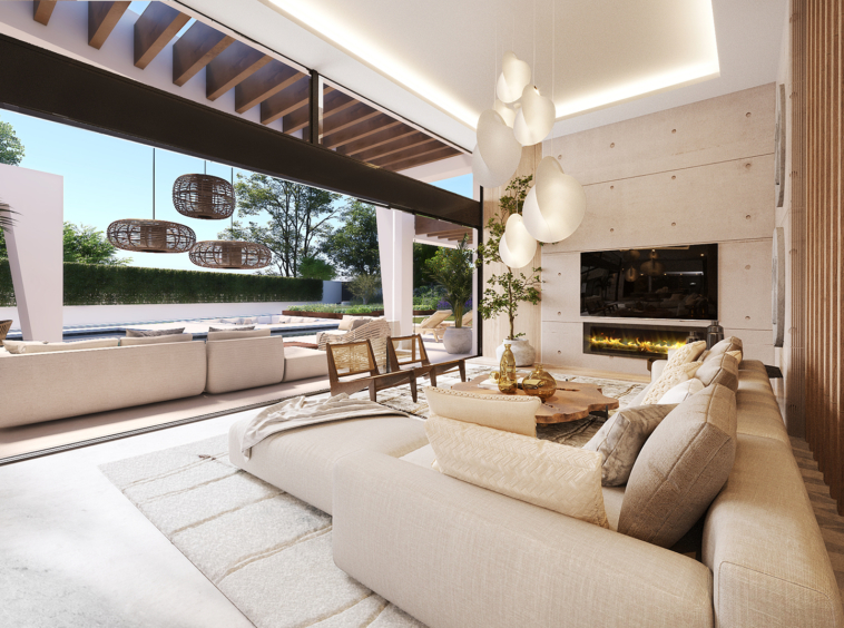 Villas de luxe modernes à Nueva Andalucía, Marbella   Espagne