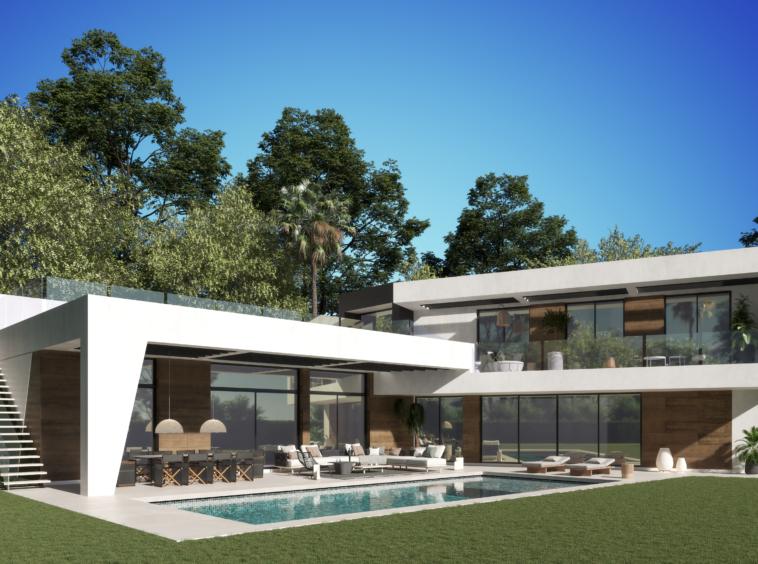 Villa exclusive sur plan - Guadalmina Baja - Marbella, Malaga