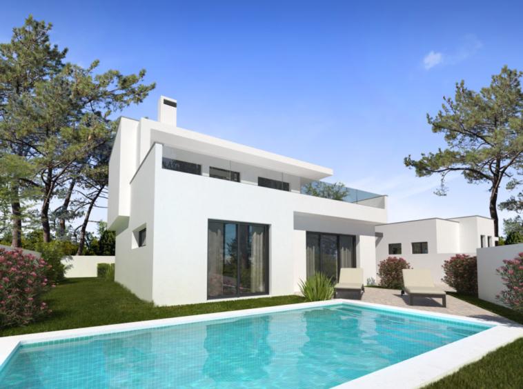 Villa moderne à Nazaré | Côte d'Argent Portugal