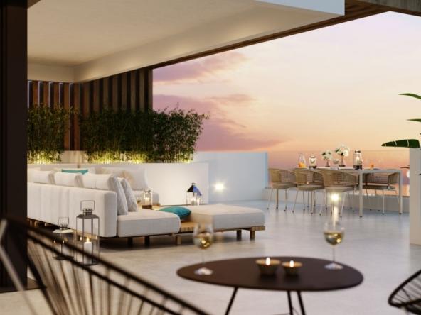 Studios et Appartements orientés sud 8 lot disponible   Estepona   Málaga