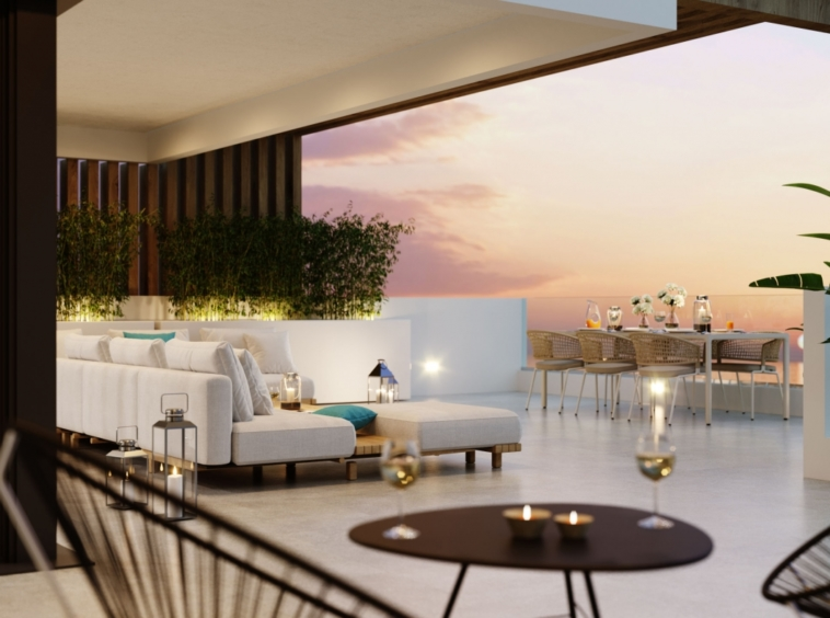 Studios et Appartements orientés sud 8 lot disponible | Estepona | Málaga