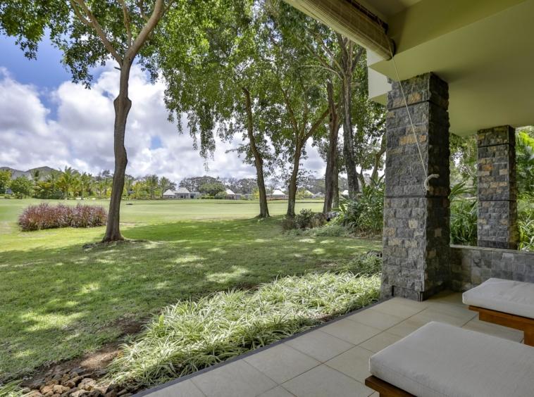 Superbe appartement 181 m2, rez-de-chaussée résidence de deux étages - île Maurice