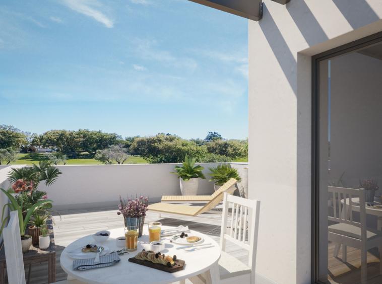 Maisons exclusives de 3 et 4 chambres avec jardins privés - Sotogrande