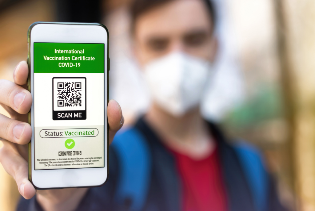 Le pass sanitaire est loin d'être un nouveau concept - Certificat COVID