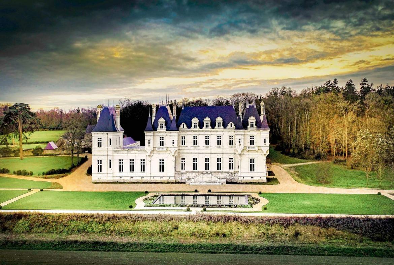Vallée de la loire France - Châteaux de Falloux - Ventes aux enchères