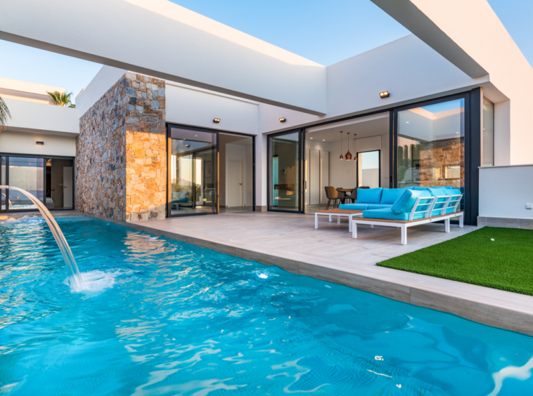 Villa Avec Piscine Privée à Benijofar, Alicante - Espagne
