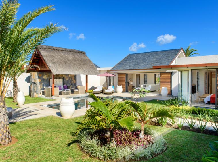 Villa Clos Du Littoral de 3 chambres à vendre - Grand Baie - île Maurice