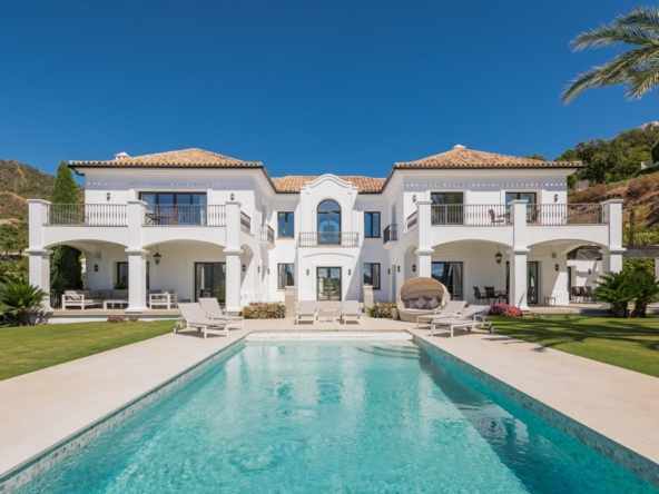 Villa familiale à vendre de 988 m² habitable à La Zagaleta, Benahavís
