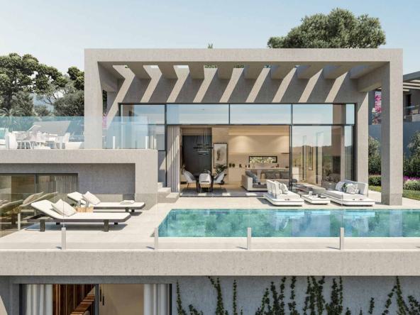propriété moderne et contemporaine à vendre | Benahavís - Málaga