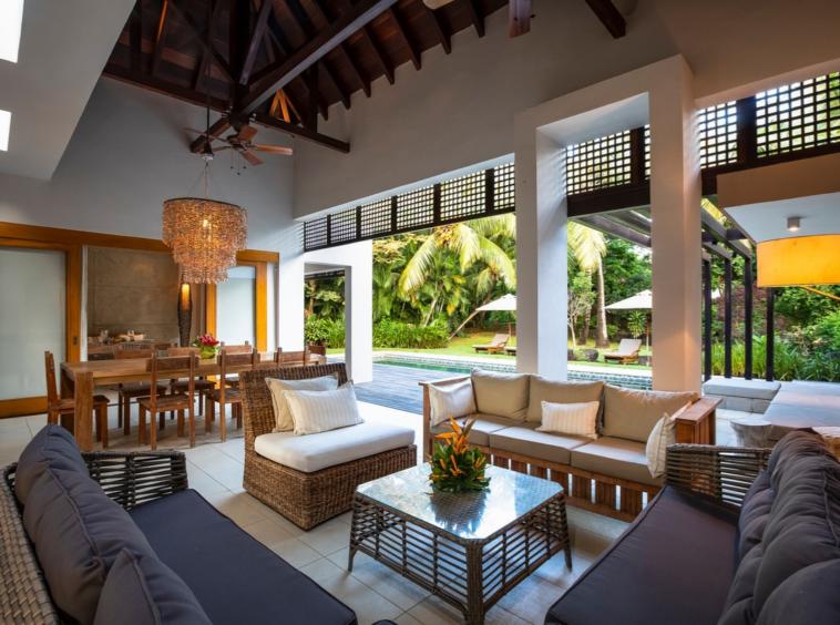 Villa accessible aux étrangers – Beau Champ – île Maurice
