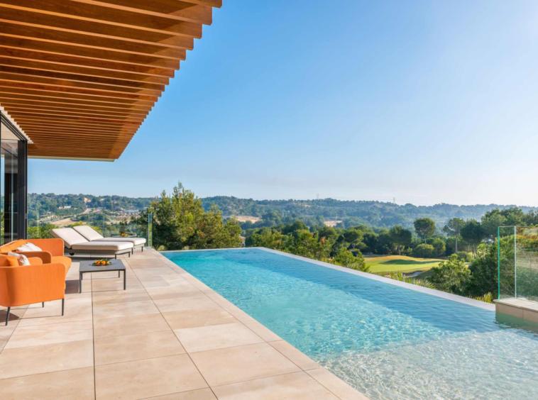 Villa de Luxe avec Vue panoramique à Vendre Espagne Costa Blanca