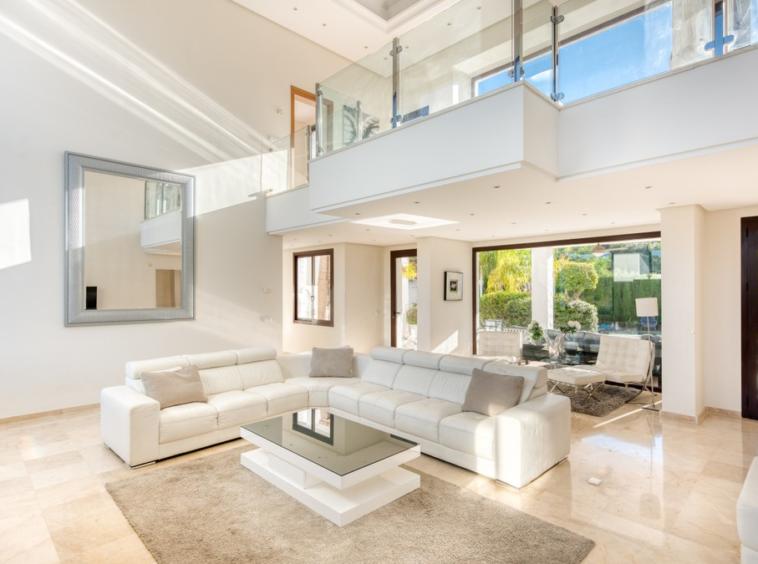 Villa de luxe de 8 chambres sur le Golden Mile de Marbella | Espagne