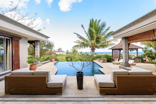 Villa exceptionnelle 4 chambres vue sur la mer - un domaine résidentiel exclusif