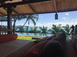 Villa location Île Maurice - Villa 6 chambres pieds dans l'eau dans le nord