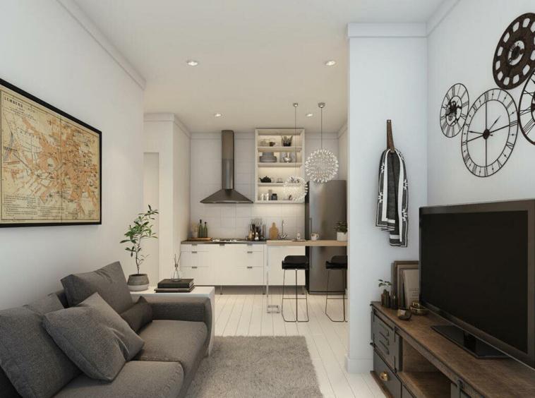 TAMARIN - Appartement de 2 chambres à coucher au cœur du Smart Village