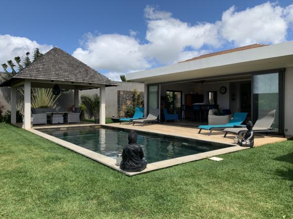 Villa RES 3 chambres à vendre accessible aux étrangers ILE MAURICE