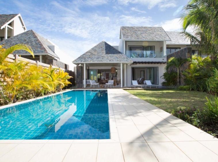 Villa jumelée IRS 3 chambres à vendre Beau Champ – Île Maurice