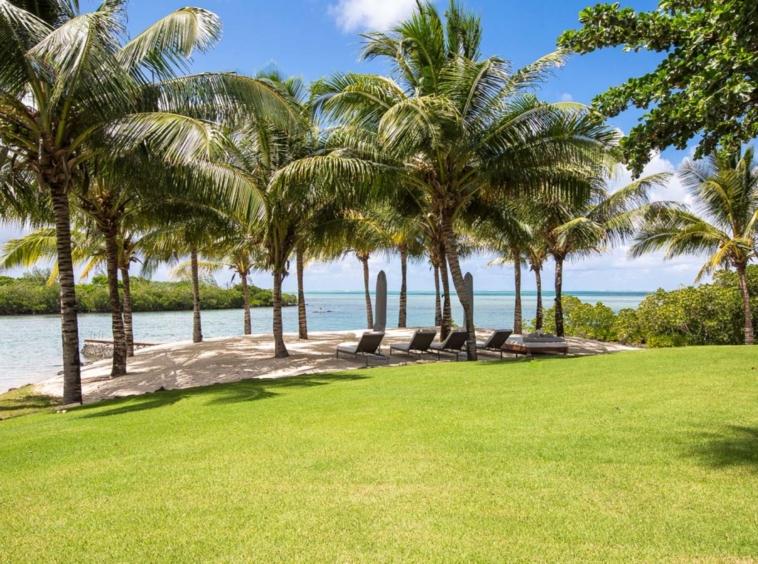 Île Maurice - Four Seasons Private Residence 5 chambres Villa avec plage privée