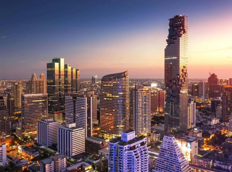 RITZ-CARLTON, BANGKOK, THALANDE